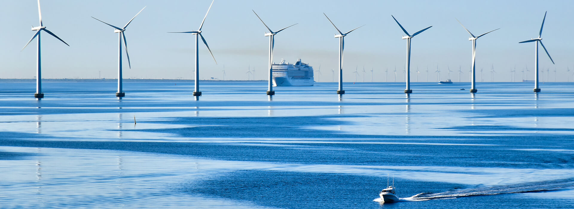 Ocean windmills